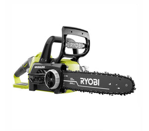 ONE+ 12 in. 18-Volt Brushless Lithium-Ion Electric Cordless Battery Chainsaw-Tool Only
