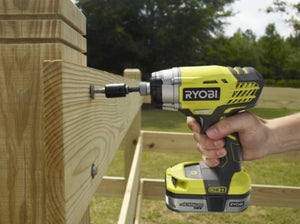 RYOBI 18-Volt ONE+ Cordless 1/4 in. Hex Impact Driver P236
