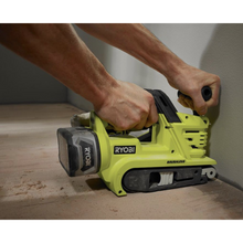 Load image into Gallery viewer, RYOBI P450 18-Volt ONE+ Cordless Brushless 3 in. x 18 in. Belt Sander