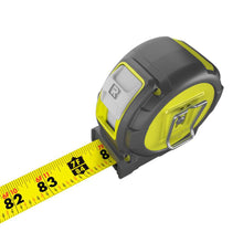 Load image into Gallery viewer, Ryobi 16 ft. Tape Measure with Overmold and Wireform Belt Clip RTM16