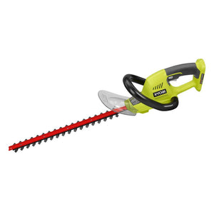 RYOBI ONE+ 18 in. 18-Volt Lithium-Ion Cordless Battery Hedge Trimmer (Tool Only) P2603