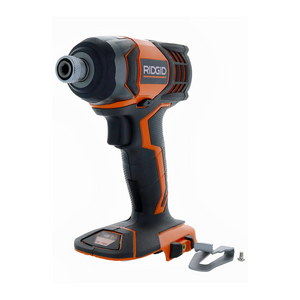 RIDGID R86034 X4 18-Volt Lithium Cordless 1/4 in. Impact Driver (Tool Only)