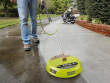 Load image into Gallery viewer, Ryobi 15 in. 3300 PSI Surface Cleaner for Gas Pressure Washer RY31SC01