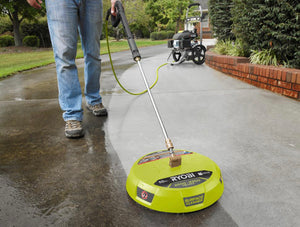 Ryobi 15 in. 3300 PSI Surface Cleaner for Gas Pressure Washer RY31SC01