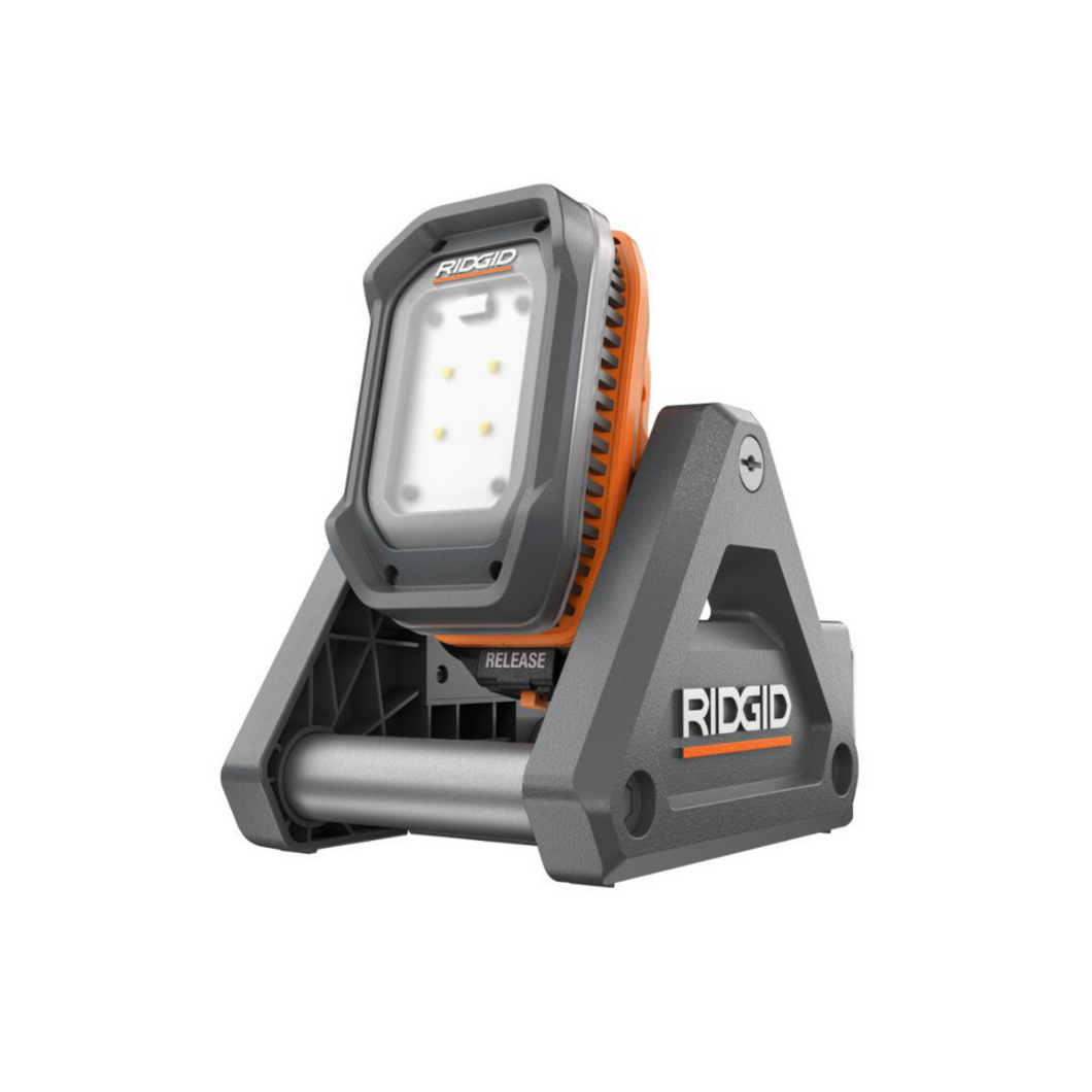 RIDGID R8694620B 18-Volt GEN5X Cordless Flood Light with Detachable Light (Tool-Only)