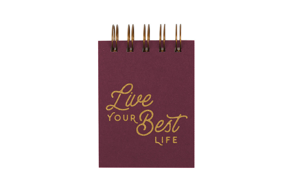 Live Your Best Life Jotter