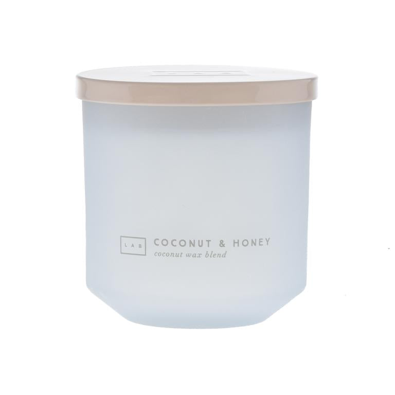 Coconut & Honey Lab Candle
