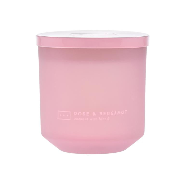 Rose & Bergamot LAB Candles