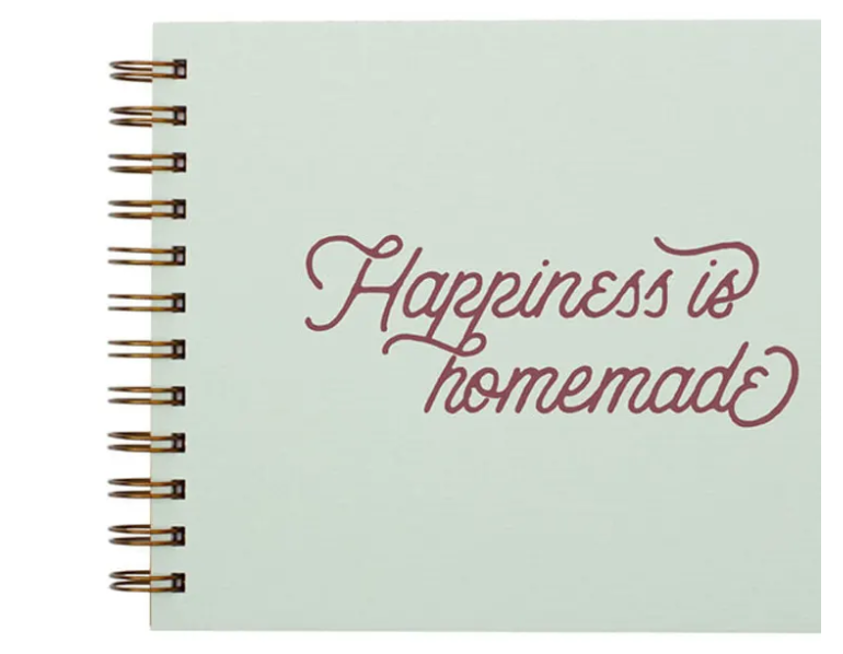 Happiness is Homemade Meal Planner