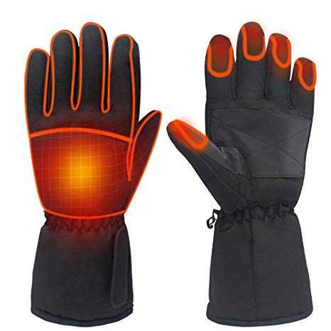 Heated Gloves - Stay Warm During Cold Days