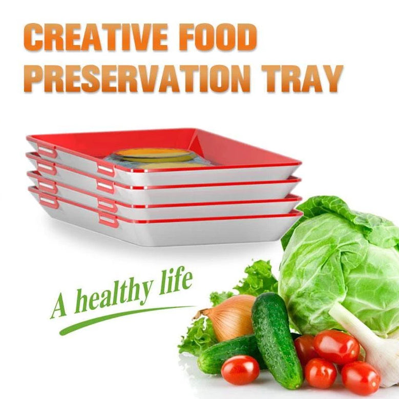 CREATIVE FOOD PRESERVATION TRAY - THE ORIGINAL