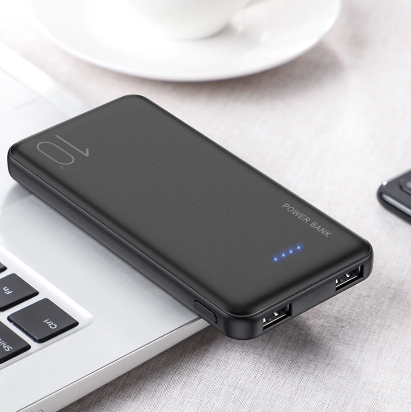 10,000 mAh Power Bank for Heated Vest