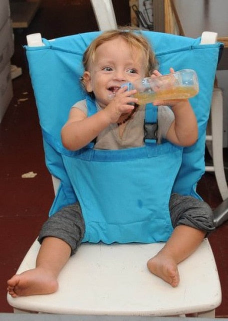 Portable Easy Seat - Baby Safety Harness