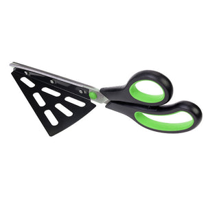Pizza Scissors Knife -  Zero Effort For Your Guilty Pleasure