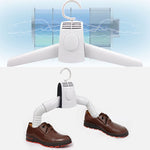 HangAir - Portable Electric Clothes and Shoes Dryer