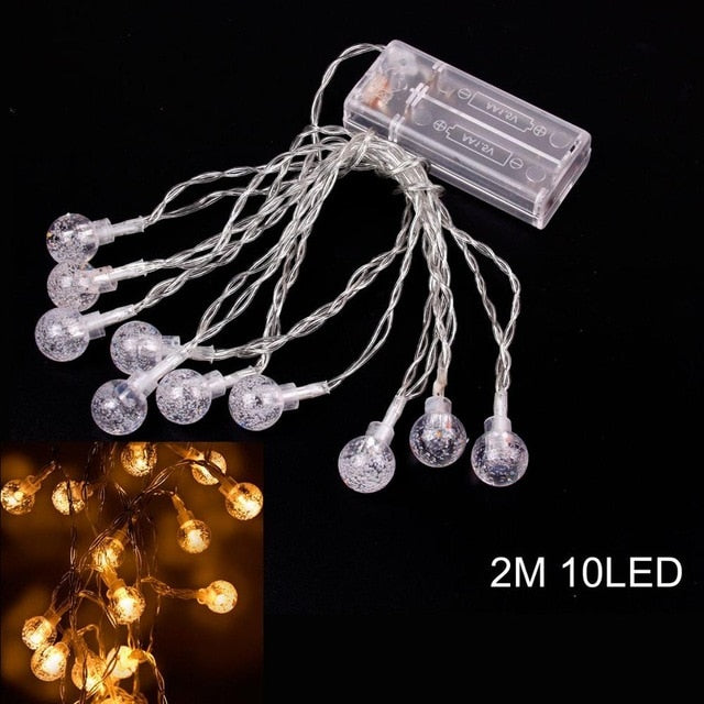 LED Christmas Lights
