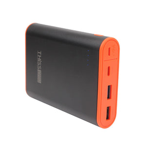 10,000 mAh Power Bank for Heated Knee Wraps