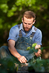 Turnkey (re)Planting with Man in Overalls