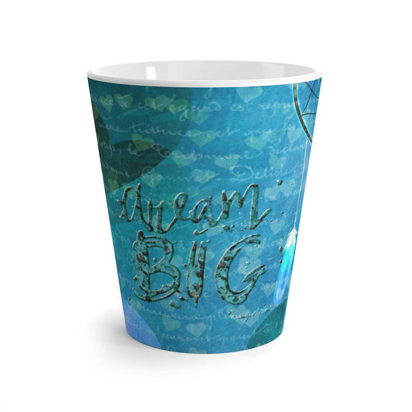 COWGIRL CUTE Dream Big Latte Mug [store_name}