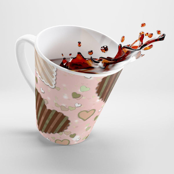 Latte Mug - Country Hearts [store_name}