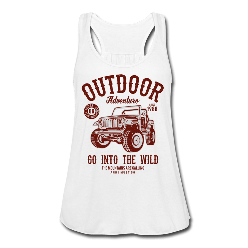 Outdoor Adventure Racerback Tank Top [store_name}