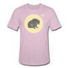 Moon Bear Heather Tee - heather prism lilac