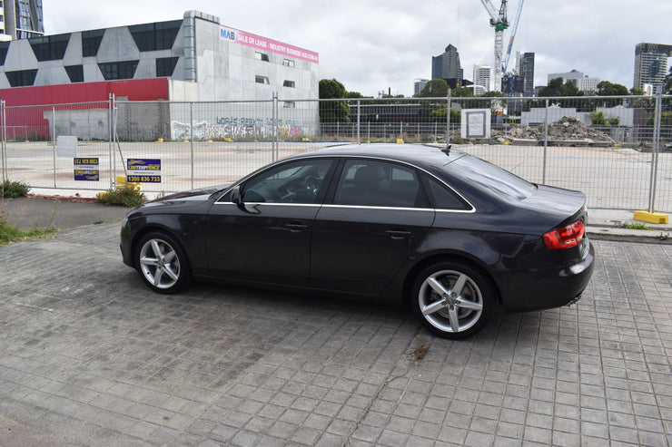 2009 Audi A4 B8 Sedan 4dr multitronic 8sp 1.8T [MY10] 1230U | WZB787