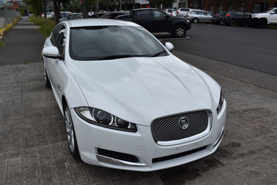 2012 Jaguar XF X250 Premium Luxury Sedan 4dr Spts Auto 8sp 2.2DT [MY13] 1221U