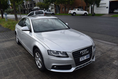 2009 Audi A4 B8 Sedan 4dr multitronic 8sp 1.8T [MY10] 1227U | XTC889