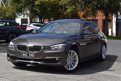 2014 BMW 3 Series F30 320d Luxury Line Sedan 4dr Spts Auto 8sp 2.0DT [Nov]  1131U | AAZ542