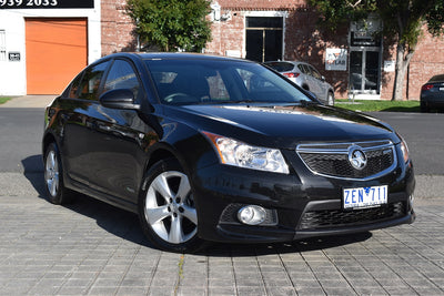 2012 Holden Cruze JH Series II SRi Sedan 4dr Spts Auto 6sp 1.4T [MY12] 1272U | ZEN711