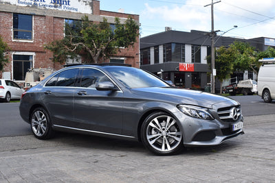 2017 Mercedes-Benz C-Class W205 C200 Sedan 4dr 9G-TRONIC 9sp 2.0T [Jun] 1346U | ANP626