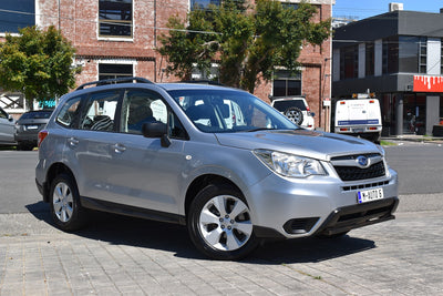 2014 Subaru Forester S4 2.0i-L Wagon 5dr Man 6sp AWD [MY14] 1307U