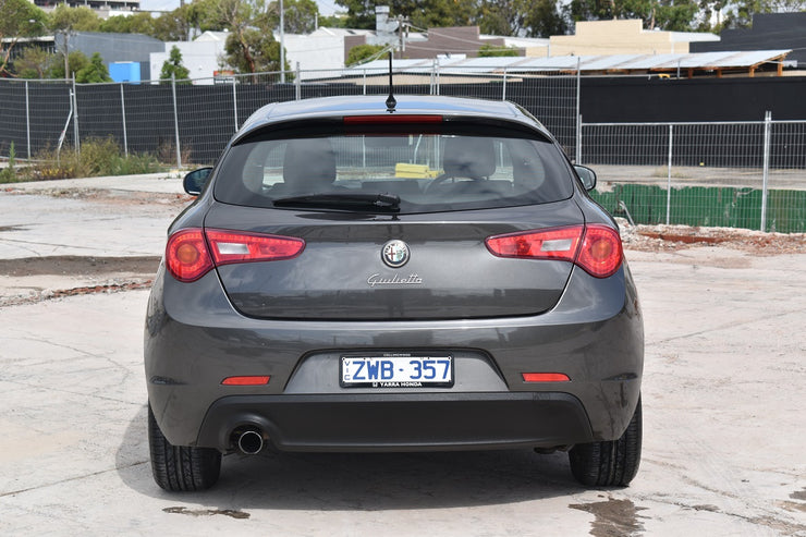 2013 Alfa Romeo Giulietta Series 0 Progression Hatchback 5dr TCT 6sp 1.4T [MY13]  1170U