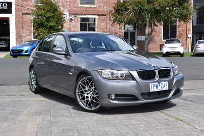 2009 BMW 3 Series E90 320d Executive Sedan 4dr Steptronic 6sp 2.0DT [MY09]  1128U | 1PW2AP