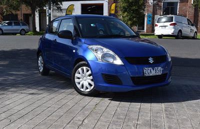 2012 Suzuki Swift FZ GA Hatchback 5dr Auto 4sp 1.4i  1111U | ZCK856