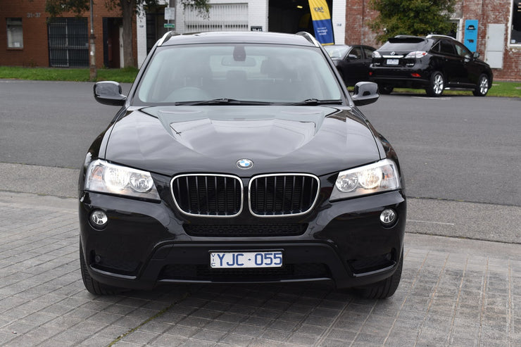 2011 BMW X3 F25 xDrive20d Wagon 5dr Steptronic 8sp 4x4 2.0DT [Rel. Mar]  1129U | YJC055
