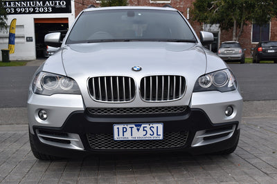 2008 BMW X5 E70 SD Wagon 5dr Steptronic 6sp 4x4 3.0DTT