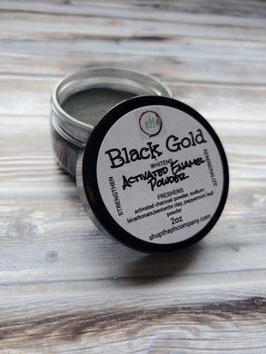 Black Gold Extreme Whitening Powder