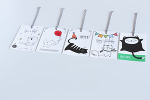 Have a Blast Cat - Gift Tags