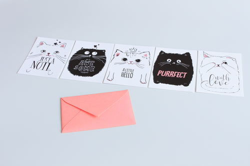 A Little Note - Note Cards with Envelopes