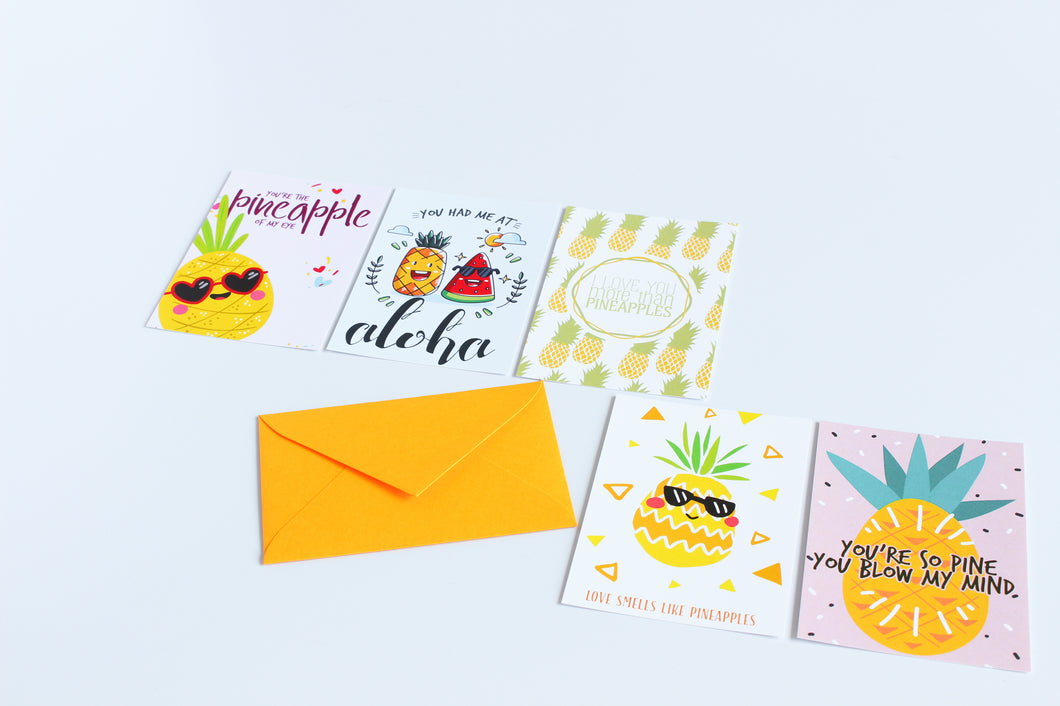 Mighty Pine - Note Cards with Envelopes