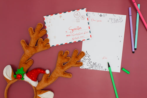 Letter to Santa - Digital Printable