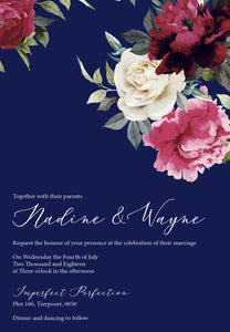 The Nadine Invitation