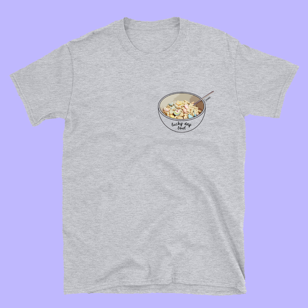 Lucky Day Bowl Unisex Tee