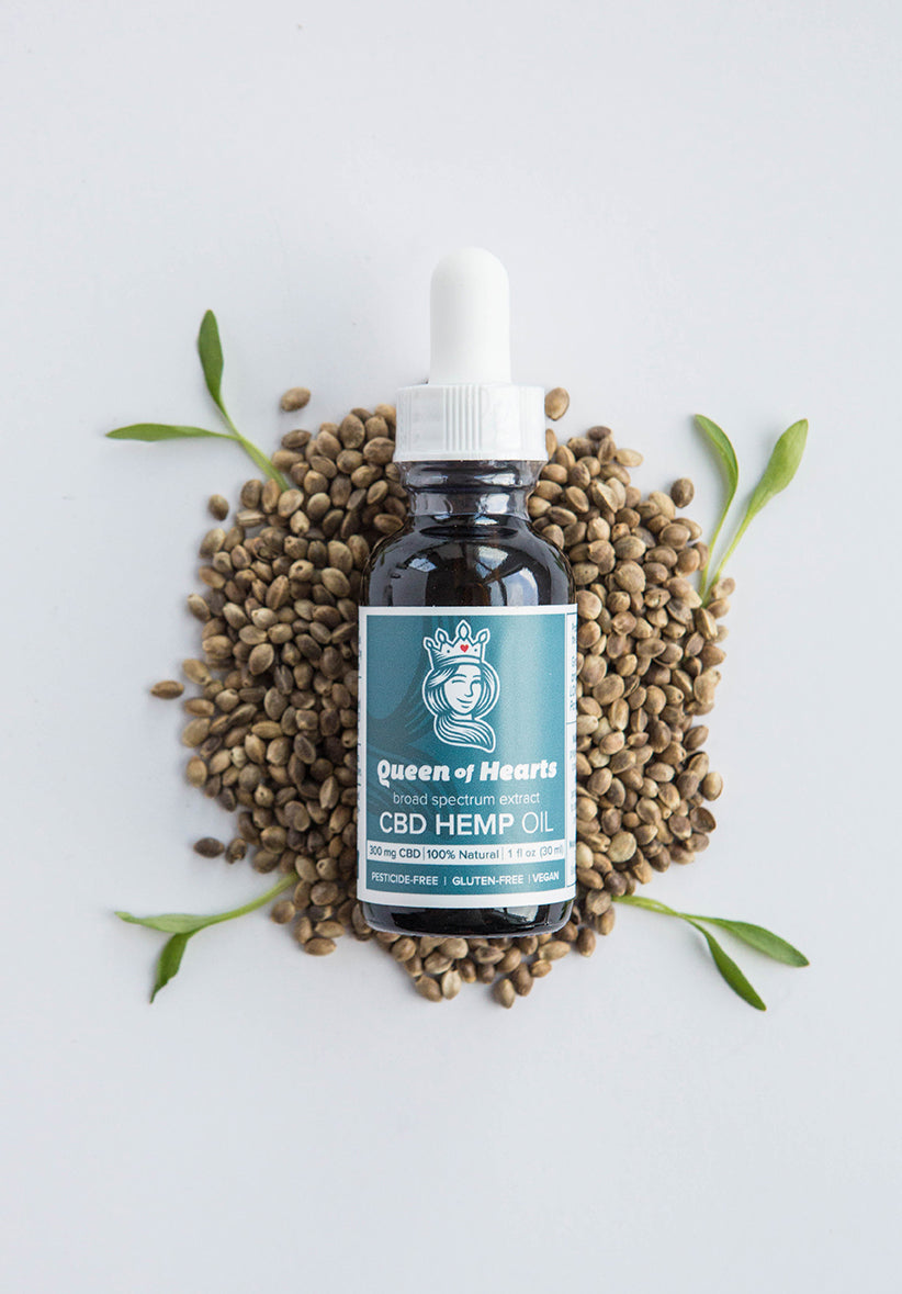 Hemp Oil 300 Nutty Natural - for People & Pets