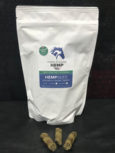 Load image into Gallery viewer, 8 lb. Hemp Seed Treats - Dogs / Horses