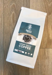 Hemp Seed Coffee - Dark Roast