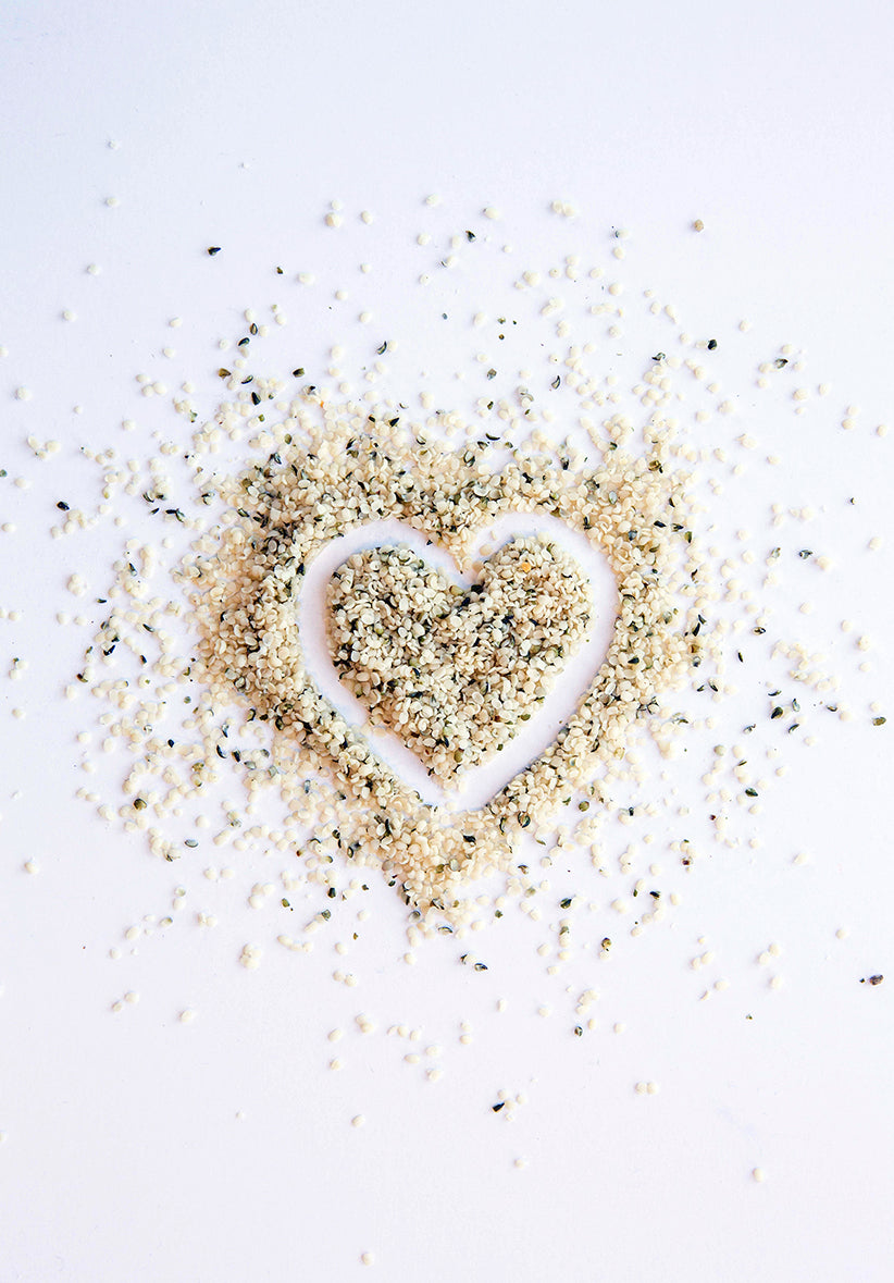 Hemp Hearts - Raw Shelled Hemp Seed