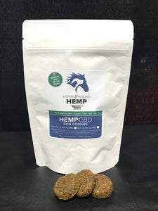 Hemp Dog Cookies - 100 mg: 2-4 week supply